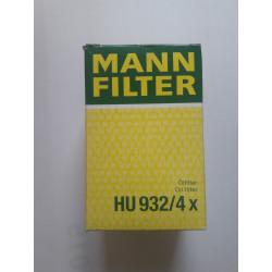 Filtr oleju HU 932/4X