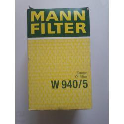 Filtr oleju W940/5