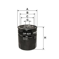 OP 625 - filtr oleju