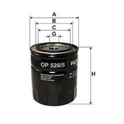 Op 526/5 - filtr oleju